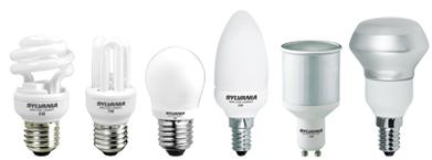 Ecohalogeenlampen Sylvania