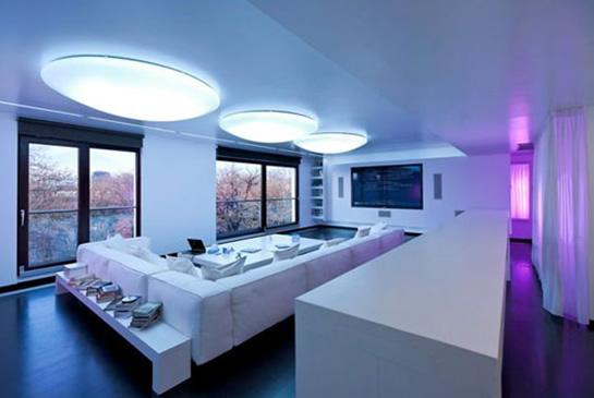 hoe kies je de ideale verlichting voor een bepaalde ruimte, Meubels Ideeën