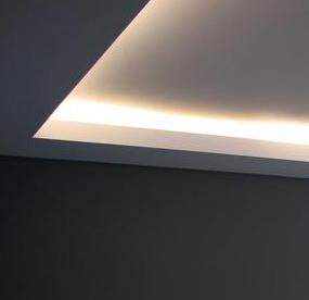 Indirecte verlichting is, zoals de naam al doet vermoeden, licht dat ...