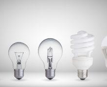 evolutie lampen
